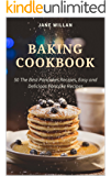 Baking Cookbook: 50 The Best Pancakes Recipes, Easy and Delicious Pancake Recipes (Baking Series)