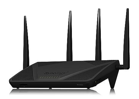 Amazon.com: Synology RT2600AC router Gigabit, Wi-Fi, AC 2600 ...