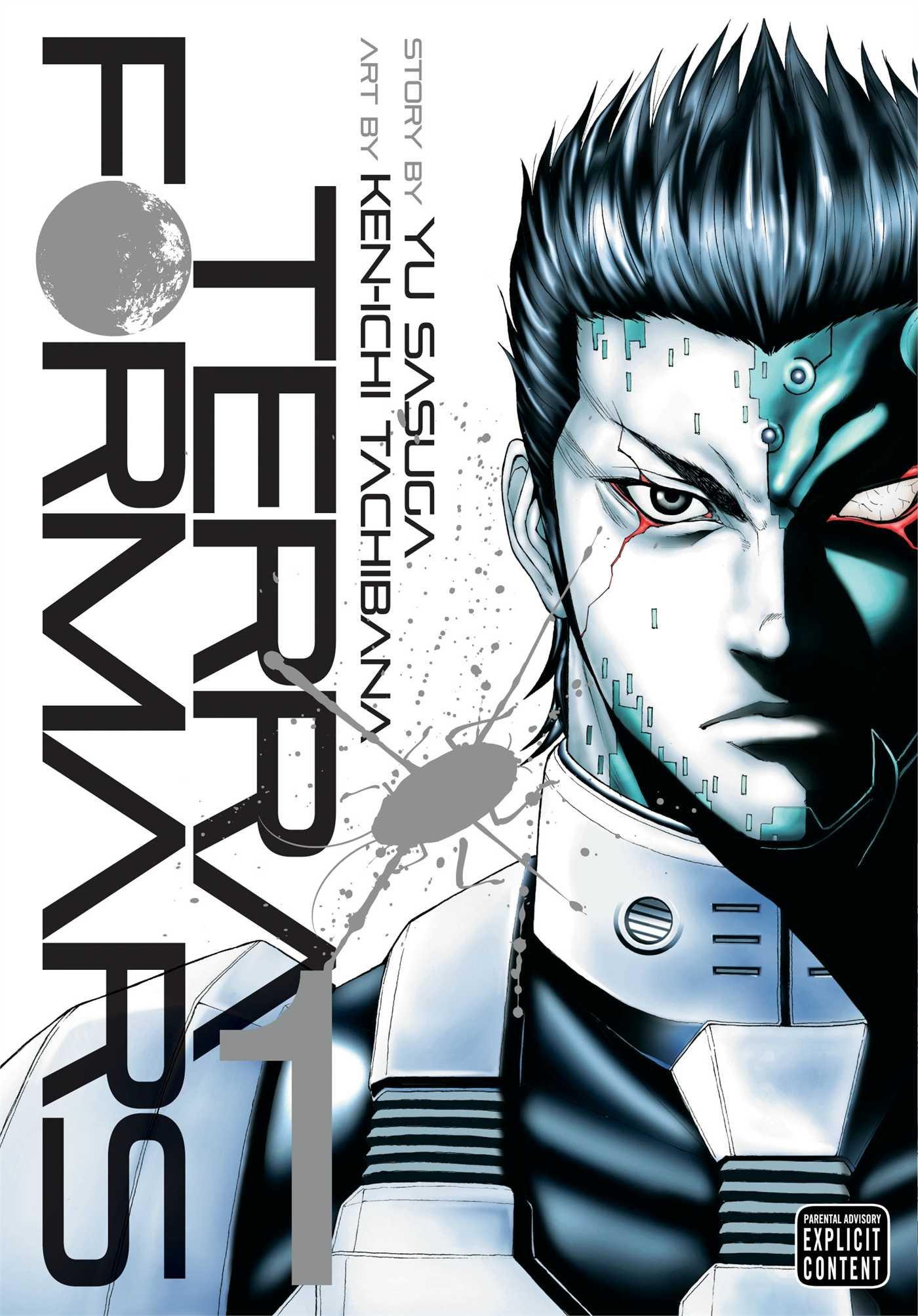 Terra Formars Volume 1 Amazon Co Uk Sasuga Yu Tachibana Ken Ichi 8601411296802 Books