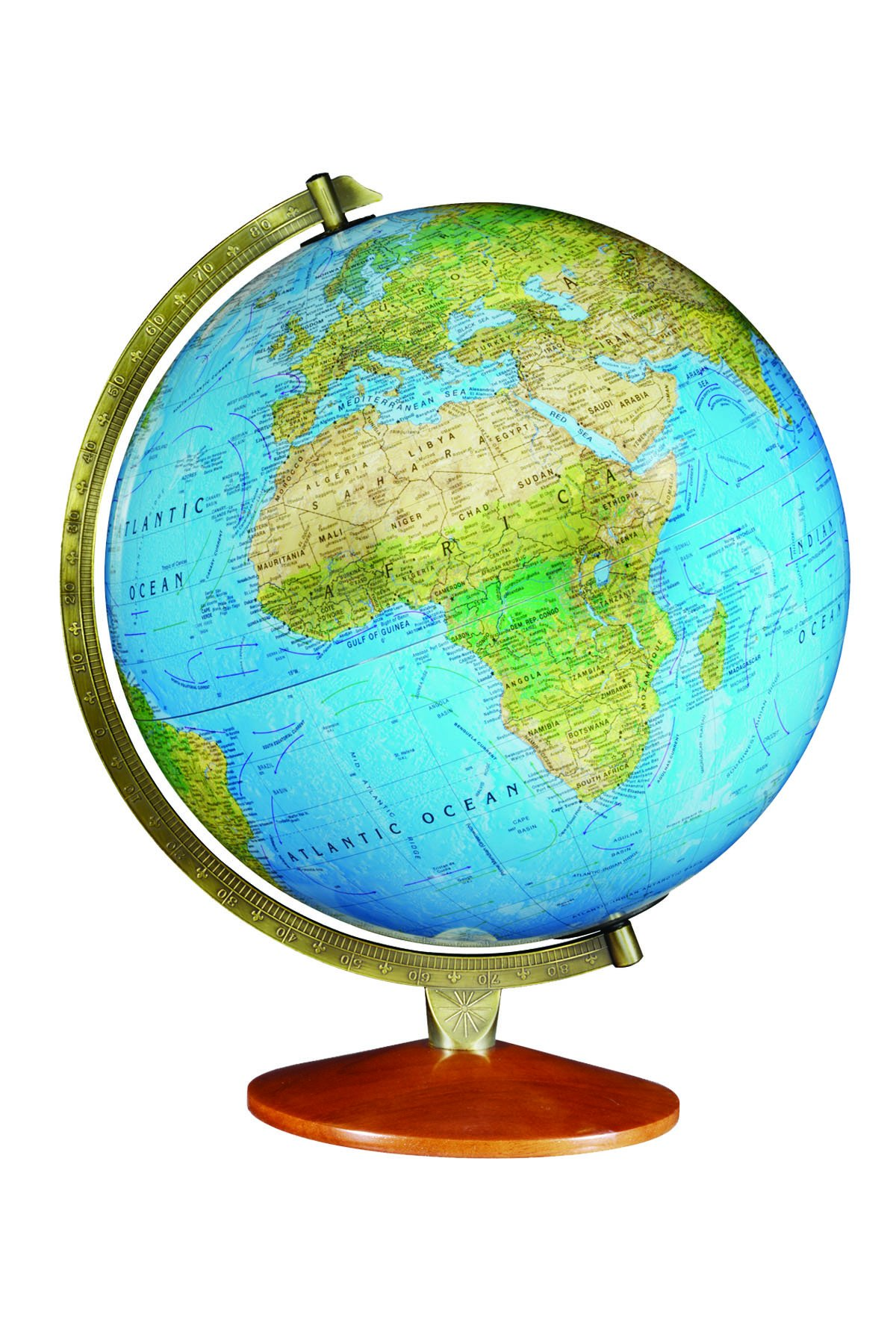 Odessa World Globe