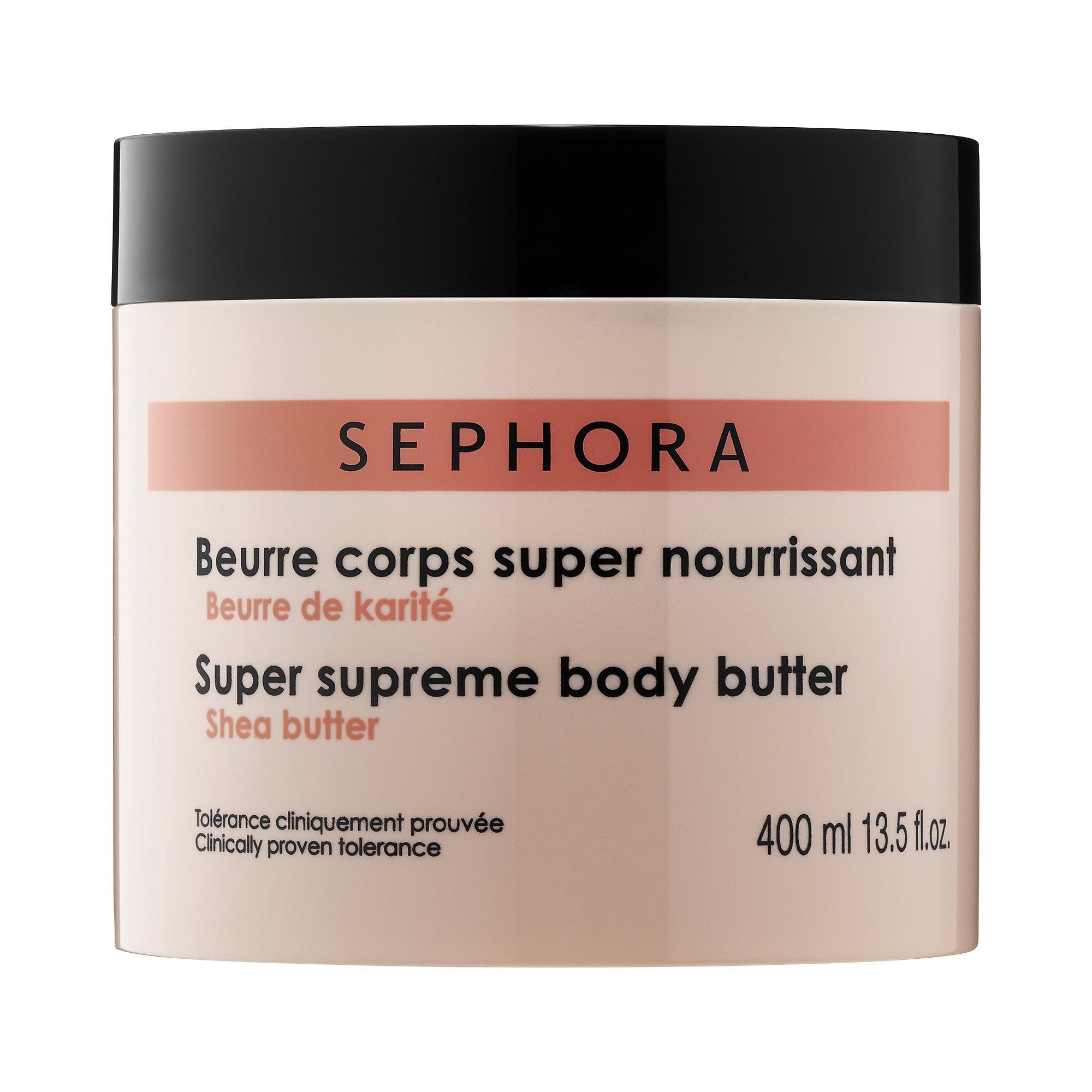 SEPHORA COLLECTION Super Supreme Body Butter SIZE 13.5 oz/400mL
