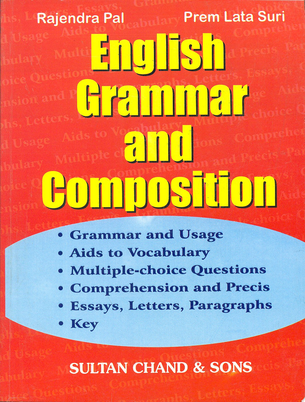 Buy English Grammar and Composition Book Online at Low Prices in ...