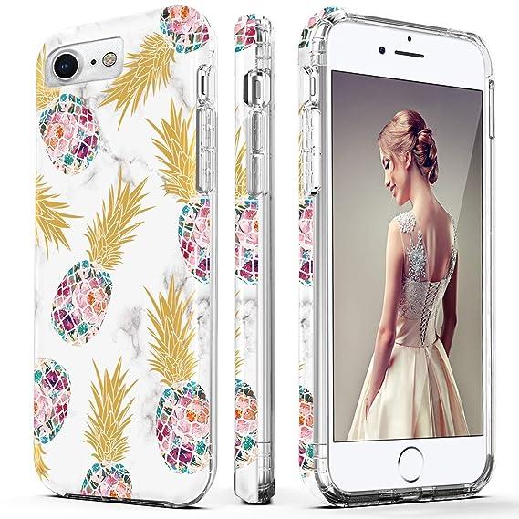 Amazon.com: DOUJIAZ Funda para iPhone 5, iPhone 5s SE ...
