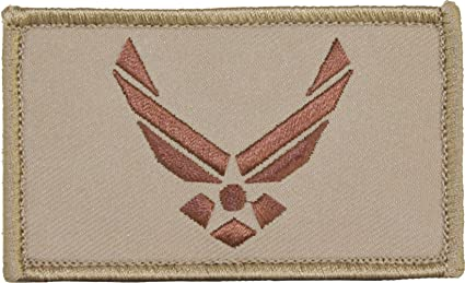 US Air Force Hap Arnold Wings 2