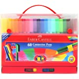Faber-Castell Connector Pen Case Box (Pack of 60)