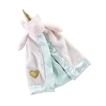 Amazon.com   Baby Aspen Pink Unicorn Plush Rattle Lovie  ee711994e