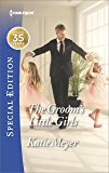 The Groom's Little Girls: A Single Dad Romance (Proposals in Paradise)