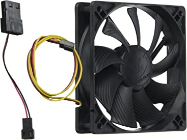 Cougar 12-Inch Turbine Hyperspin dBA Silent Cooling Fan CFT12SB4