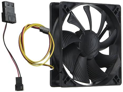 20862577df0b4 Amazon.com  Cougar 12-Inch Turbine Hyperspin dBA Silent Cooling Fan ...