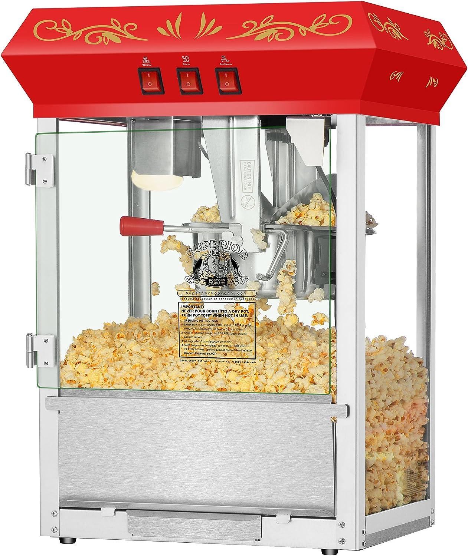 Tabletop Popcorn Machines