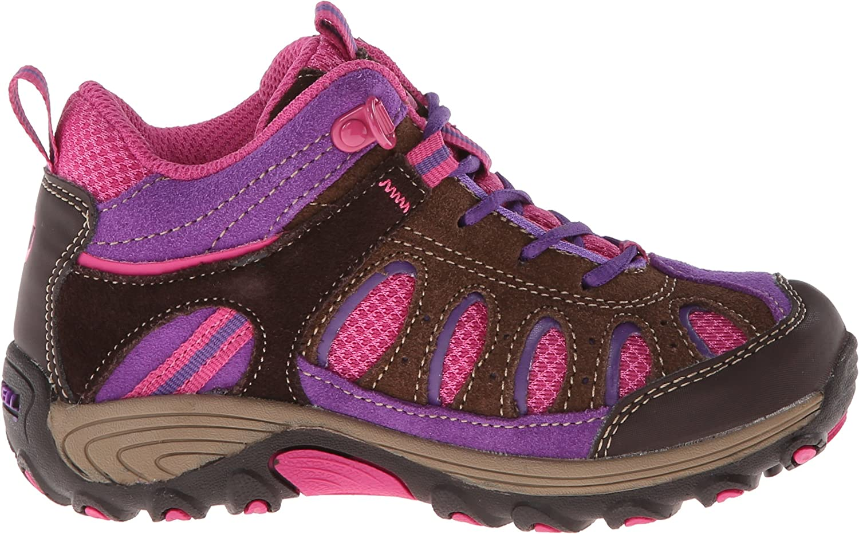 Little Kid//Big Kid Merrell Chameleon Mid-Lace Hiking Shoe