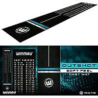 WINMAU Outshot Dart Mat Practice Zone Score Non Slip Protective Tournament Oche
