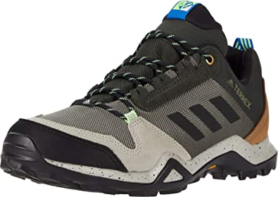 Terrex Ax3 Blue Hiking Boot: Shoes