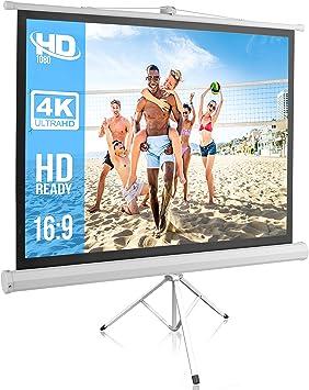 """Amazon.com: Pyle PRJTP42 pantalla para proyector de 40"""" ..."""