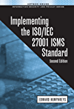 Implementing the ISO/IEC 27001:2013 ISMS Standard