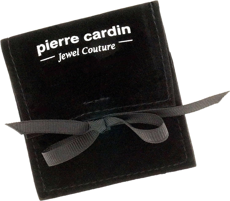 15.9 Pierre Cardin Saint Ambroise Bague pour Femme en Argent 925 et zircones Blancs Taille 50 PCRG90427A160