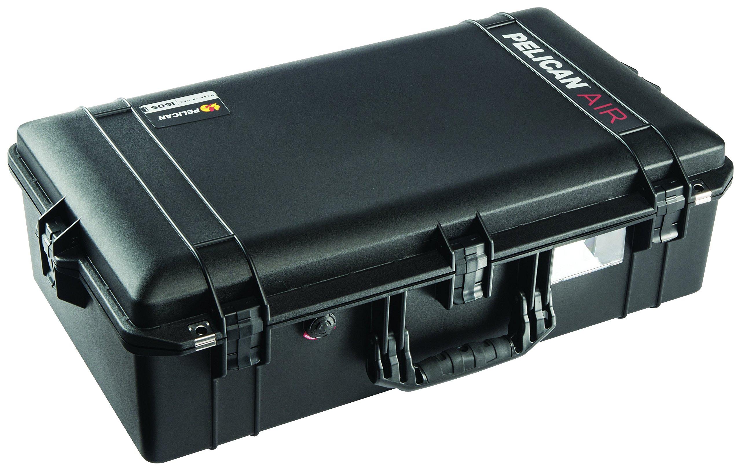 Pelican Air 1605 Case With Foam (Black)