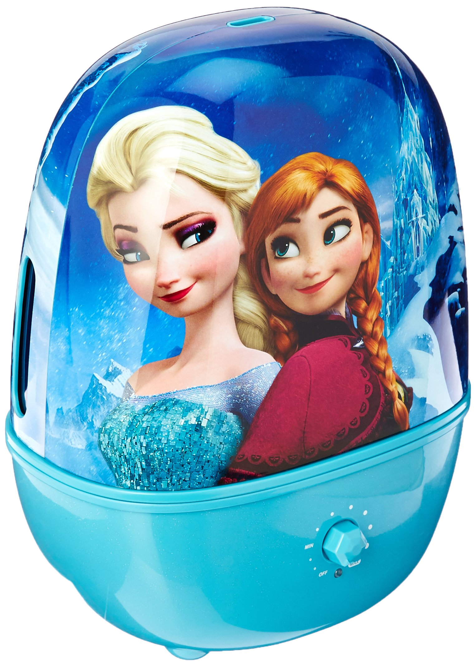 Disney Frozen-Elsa and Anna Capacity Ultrasonic Cool Mist Humidifier, 1 gallon