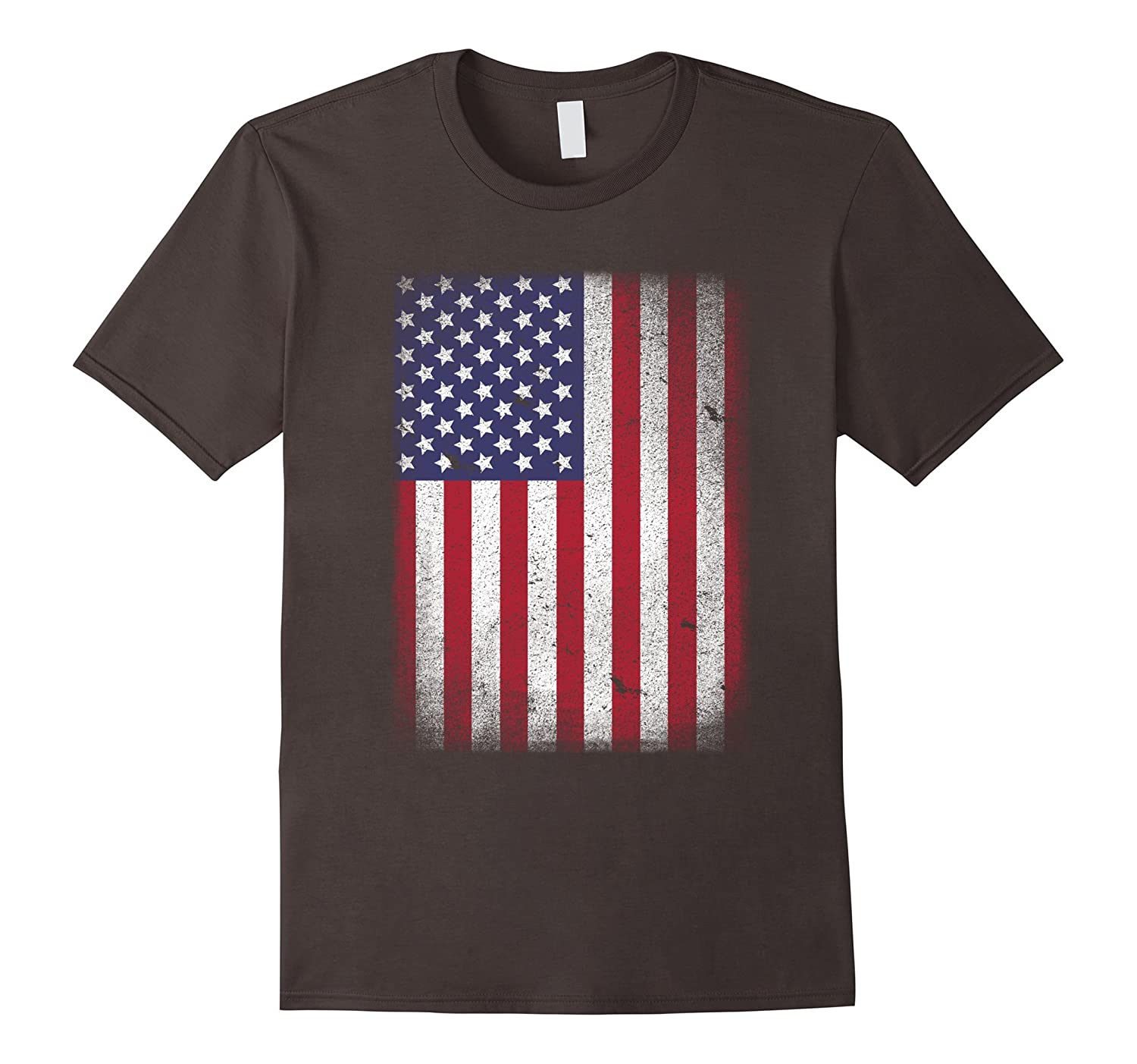 Usa Flag T Shirt 4th July 4 Red White Blue Stars Stripes