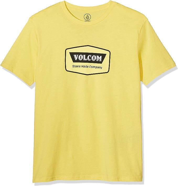 Volcom Cresticle BSC S/S - Camiseta Hombre: Amazon.es: Ropa y accesorios
