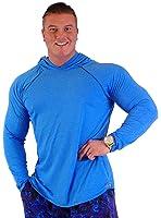 T-Shirt Pacific Hoodie Aqua Blue Pacific Hoodie