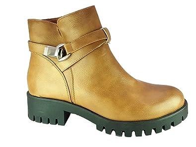 Shoes Scarpe Stivali Stivaletti Donna Ragazza Anfibi