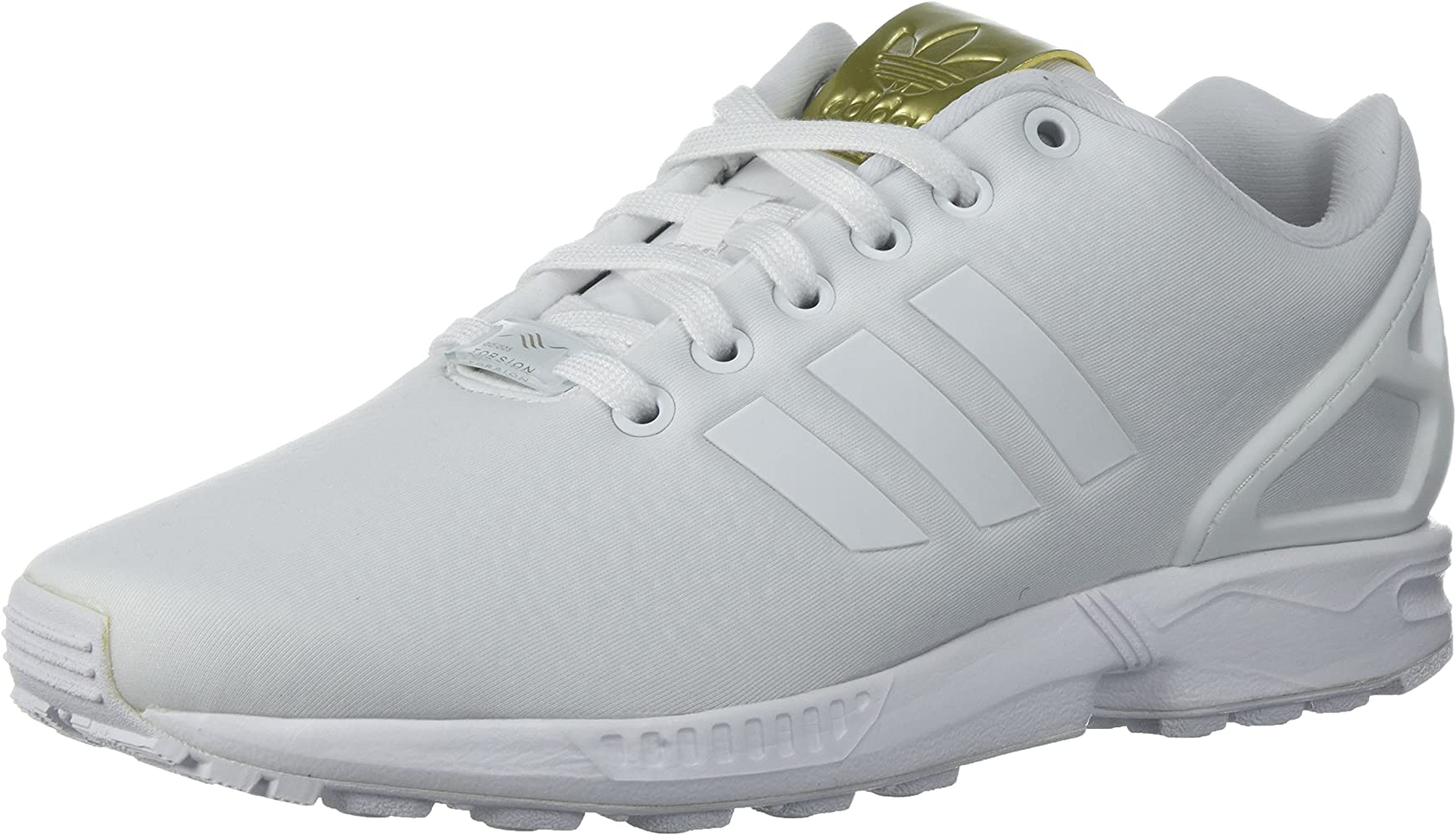 adidas zx flux mujer blanco