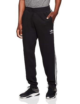 d7689316 adidas Originals 3-Stripes Pants Jogging Pants Large Black at Amazon ...