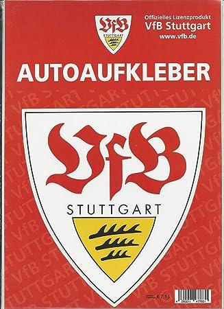 Wandtattoo Art VfB Stuttgart Logo Aufkleber 40x45 cm Wall-Art VFB10012 Nr