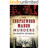 The Corpsewood Manor Murders in North Georgia book cover