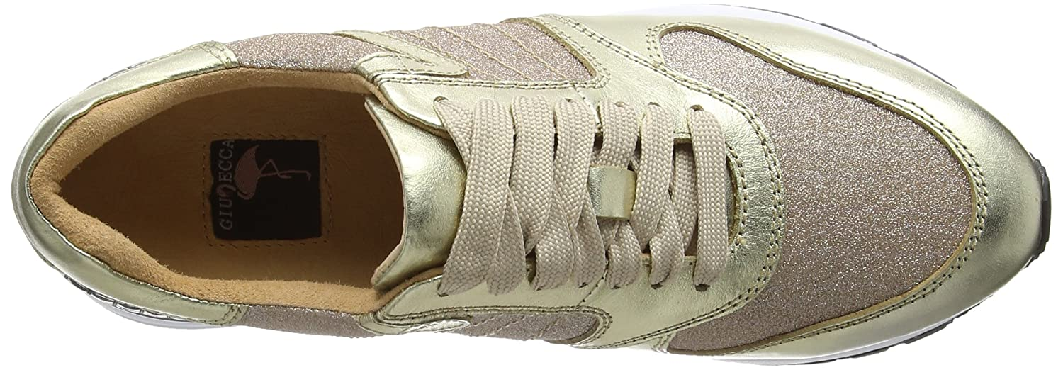 Giudecca JYCX15PR102-1, Damen Sneakers, Gold (Light EU gold/4#), 37 EU (Light - c0eccd