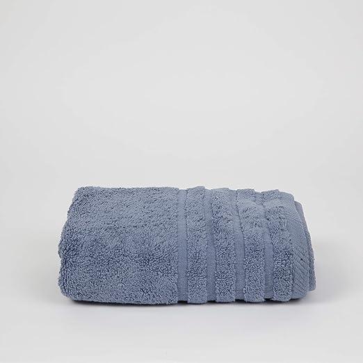 Don Algodón Toalla Tocador Zero Twist, Azul, 30x50: Amazon.es: Hogar