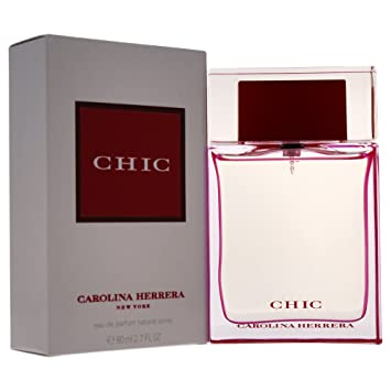 1cd0da6286902 CHIC C.HERRERA 80 ML VAPO EDP  Amazon.es  Belleza