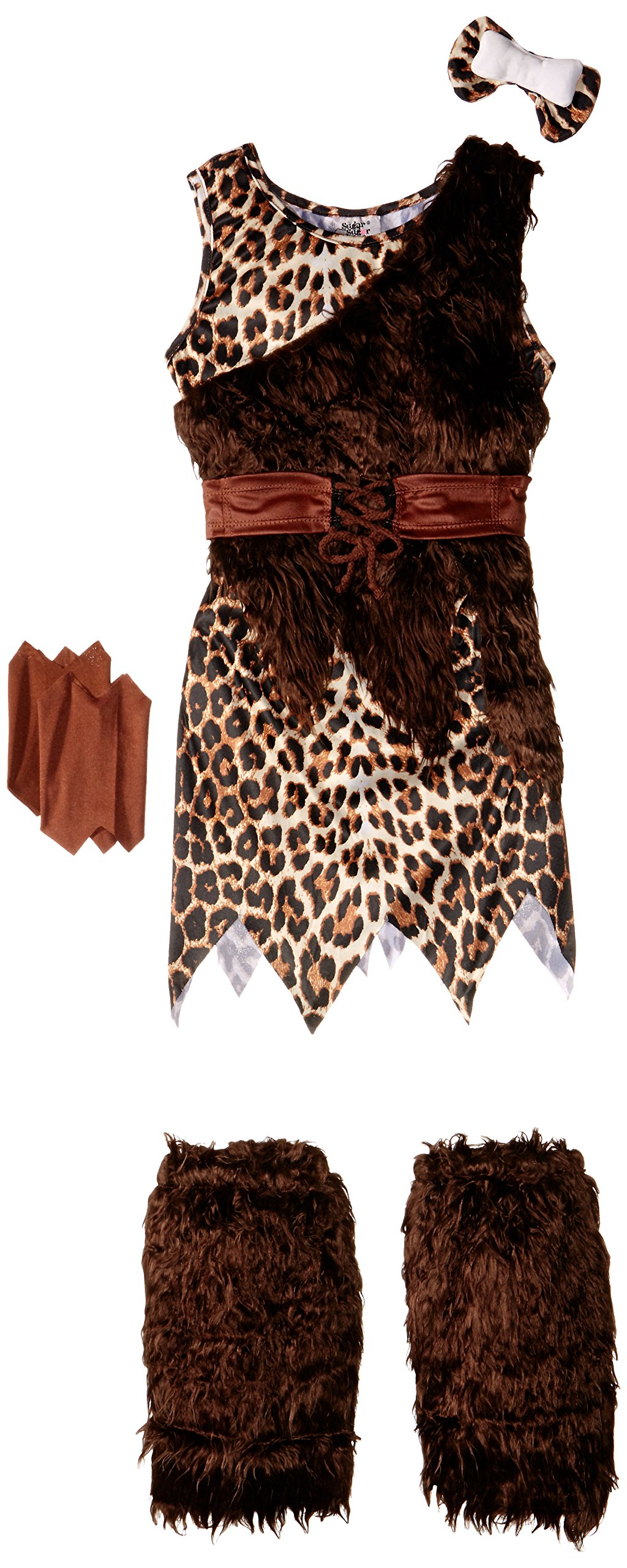 Cave Girl Costume Amazoncom-2289