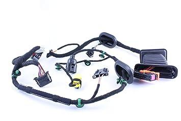 812nI%2BYBO%2BL._SX355_ amazon com genuine volkswagen drivers side door harness 1k5 971,Wiring Diagrams For 2006 Vw Jetta Door As Well