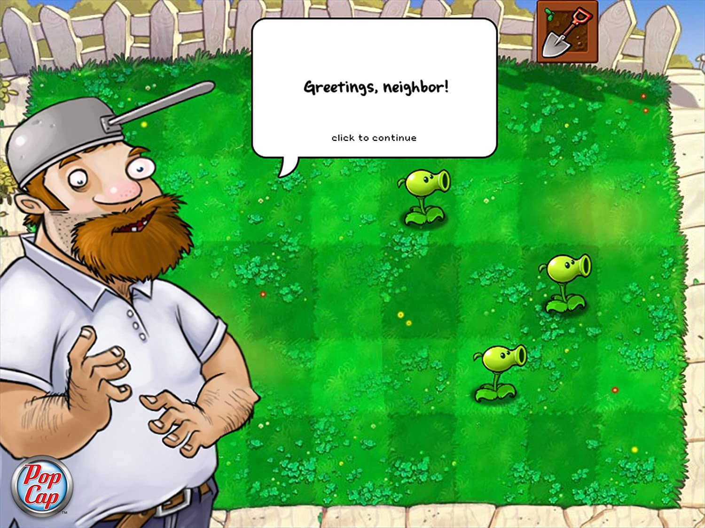 Amazon com: Plants vs  Zombies [Online Game Code]: Video Games