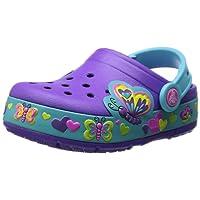 crocs CrocsLights Butterfly Clog PS Mädchen Clogs
