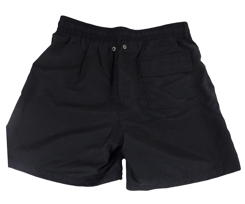 old school pony shoes ralph lauren navy swim shorts