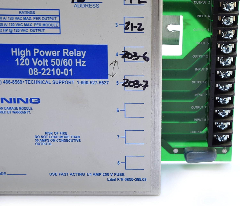 LiteTouch High Power Relay Module 120V 08-2210-01