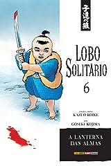 Lobo Solitário - Volume 6 Capa comum