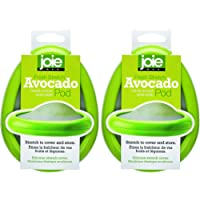 MSC International Joie Fresh Stretch Pod for Avocados, LFGB Approved, One Size, Green - 2 Pack