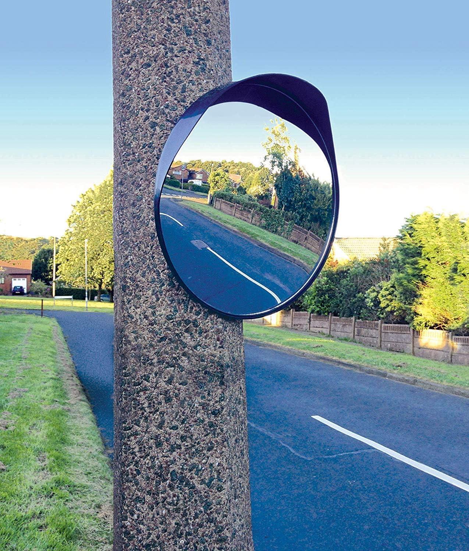 Streetwize Vehicle Parking Driveway Lockable Post Round