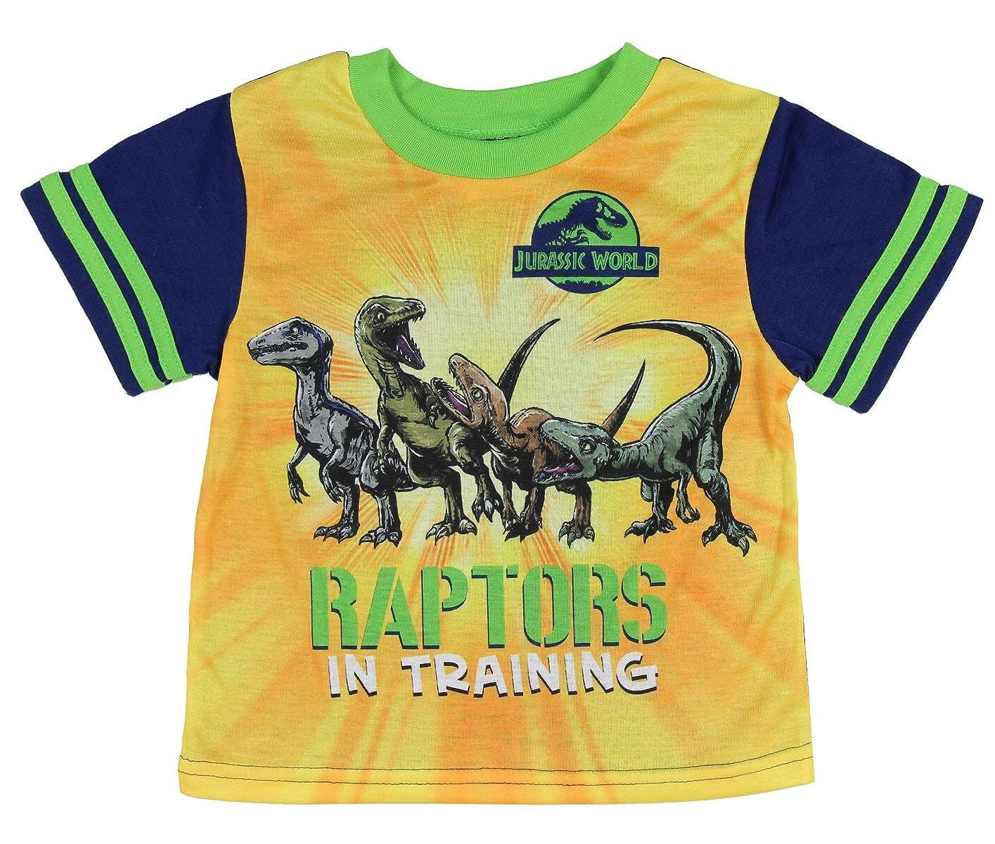 Jurassic Park Boys Jurassic World 2-Piece Pajama Set JA038ELL