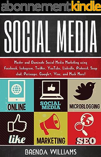 Social Media Master And Dominate Social Media Marketing Using