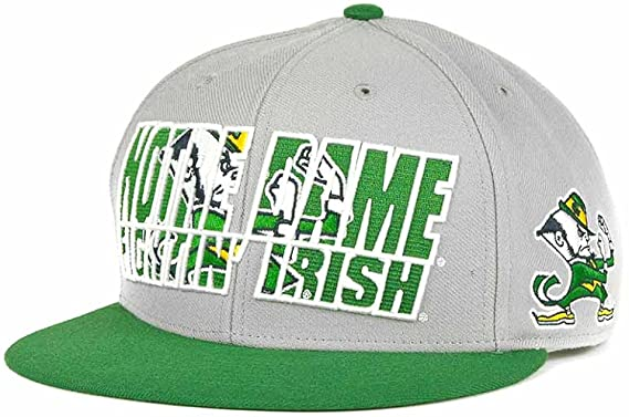 9cbcbf3d8e146  47 Brand Notre Dame Fighting Irish The Defender Snapback Cap Hat (One Size
