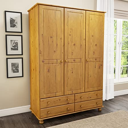 scandinavian cornwall uk wardrobes fully own make these wardrobe page file based made are factory product assembled crantock in thick furniture delivered small from our we pine