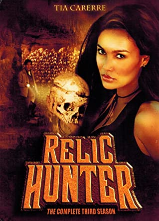 Relic Hunter The Complete Third Season Amazon De Dvd Blu Ray