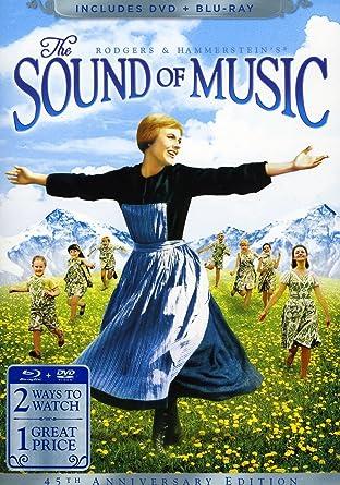 Amazon com: The Sound of Music DVD & Blu-ray 3 Disc 45th Anniversary