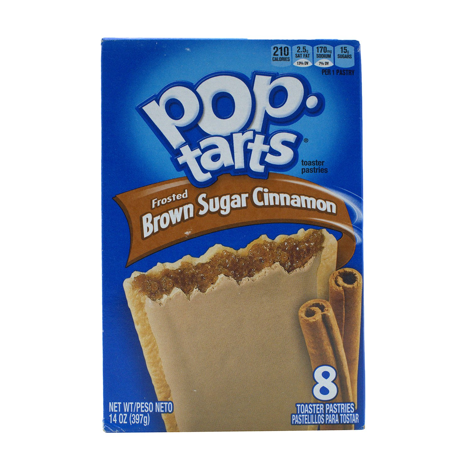 Pop Tarts Brauner Zimt Zucker 416g: Amazon.com: Grocery ...