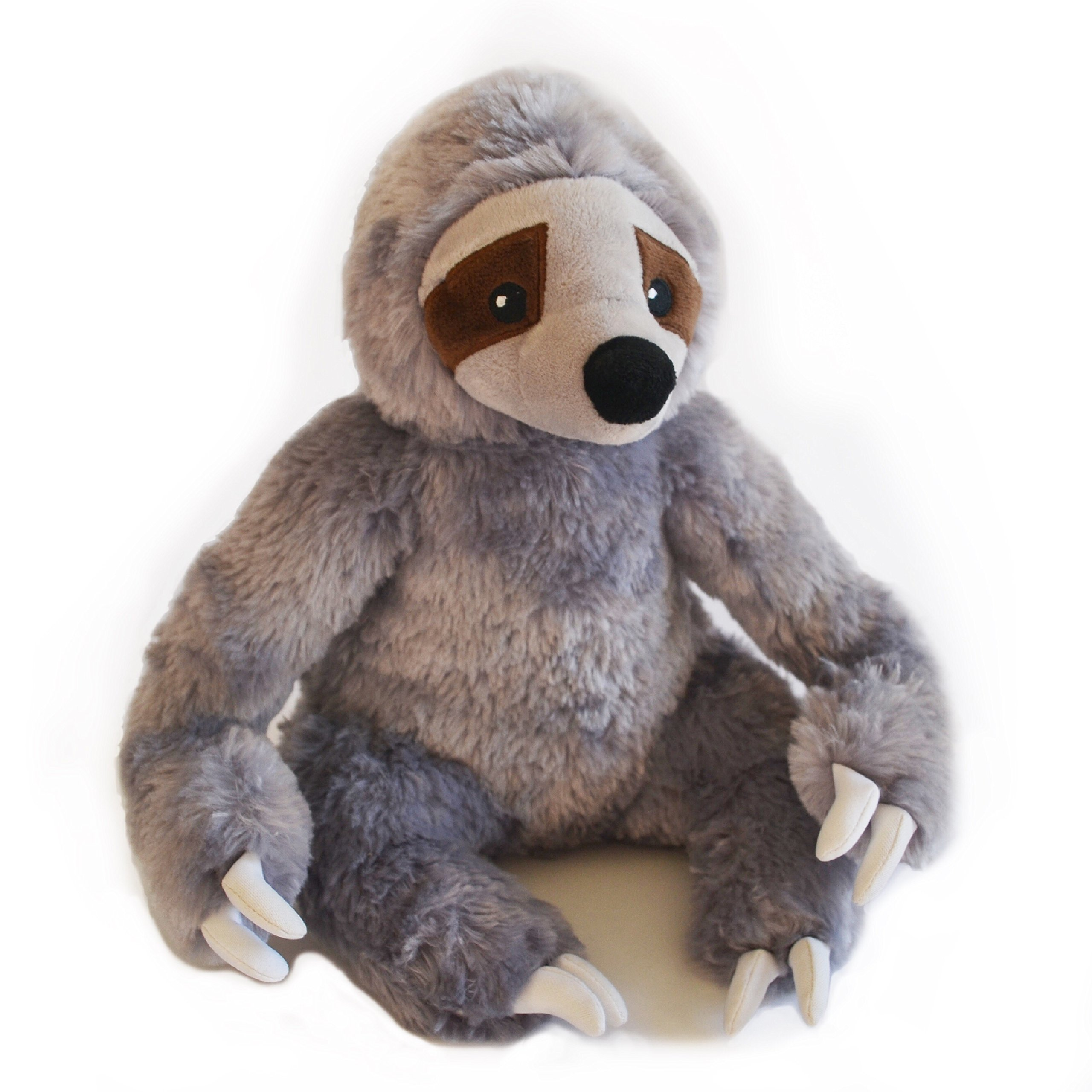 Stanley the Stinky Sloth, Farting Plush Dog Toy with Sound Insert
